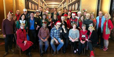 Holiday Party 2019 Great Fun!