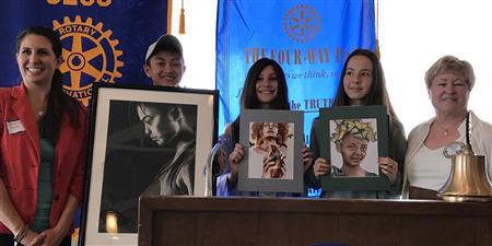 Art Contest Winners!