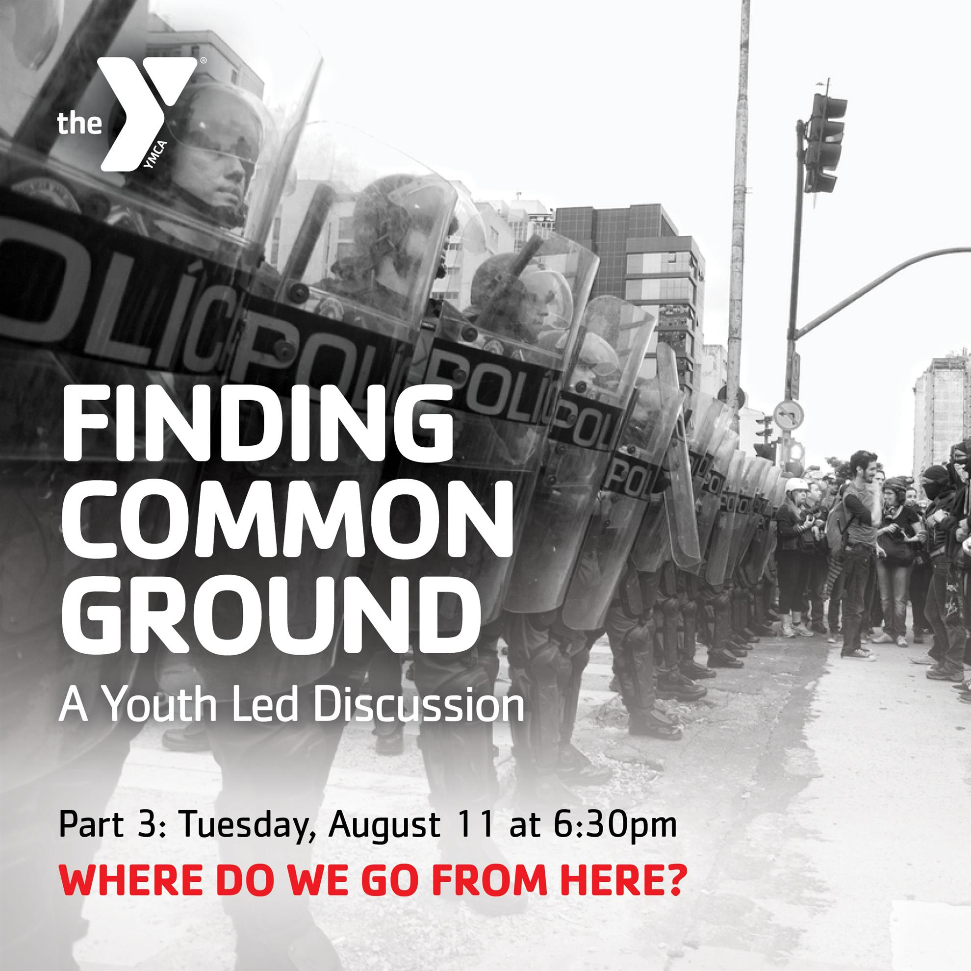 Common Ground - Where Do We Go From Here?