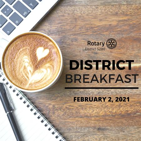 District Breakfast