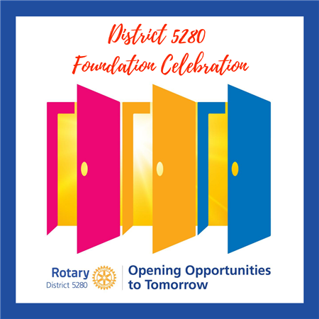 Rotary Foundation Celebration