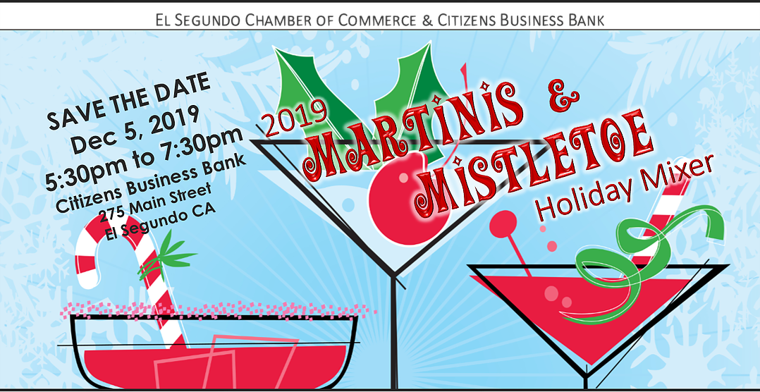 ES Chamber Holiday Mixer