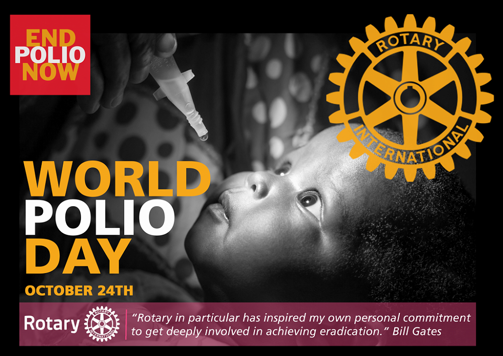 Rotary Polio Day
