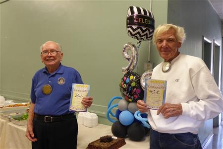 Celebrating Special Birthdays