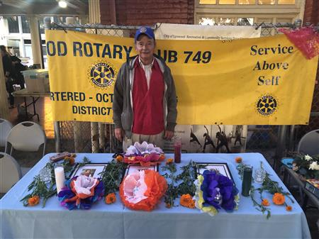 Remembering our fellow Rotarians for Dia de Los Muertos