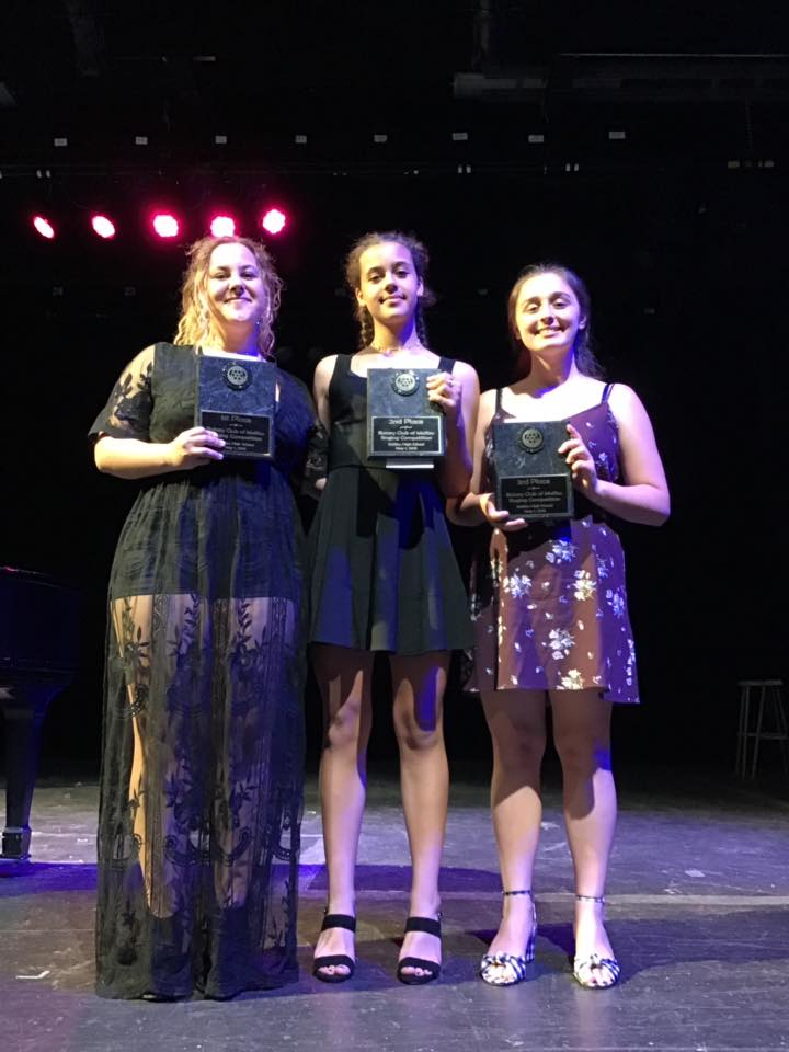 2019 Malibu Rotary Middle & High School Singing Competition