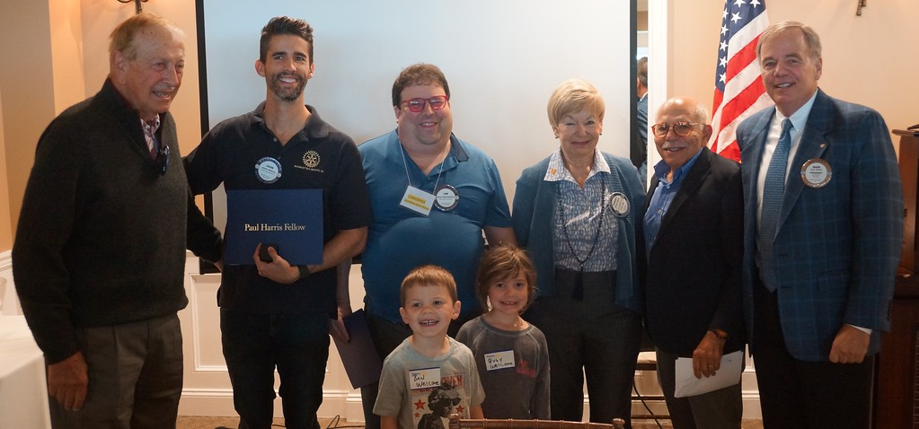 Paul Harris Fellows | Rotary Club of Manhattan Beach