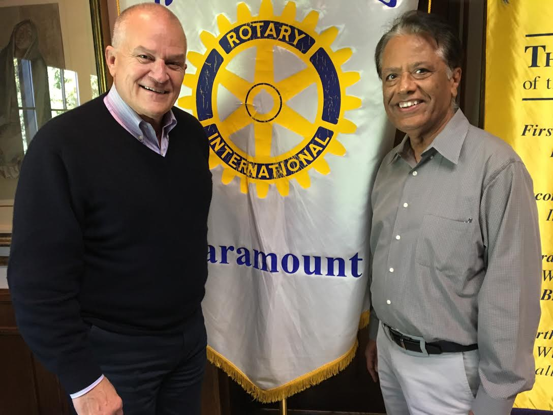 The Gratitude Guy Rotary Club Of Paramount