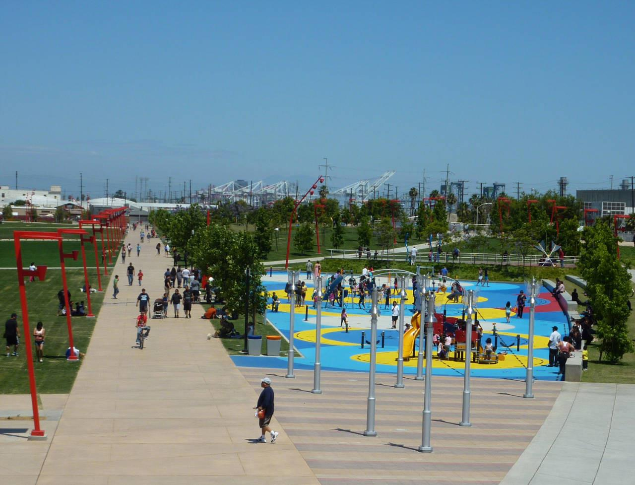 Wilmington Waterfront Park