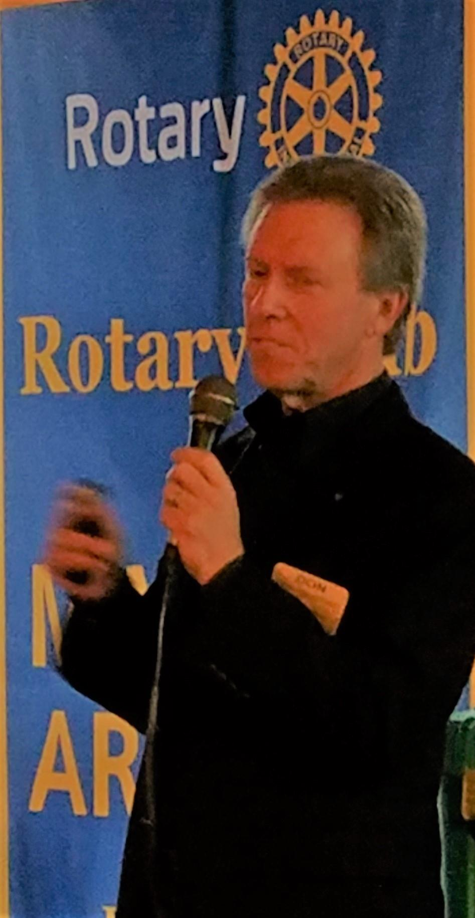 Stories Rotary Club Of Marana Jacket Tad Inner Polar Safety Since We Are On The Topic Don Jorgensen He Was Our Speaker And Gave An Excellent Presentation Shelterbox