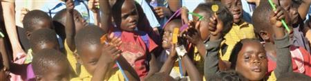 Pre-K and K Children, Natabayengwe, Zimbabwe
