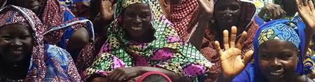 The Women of Malam-Petel