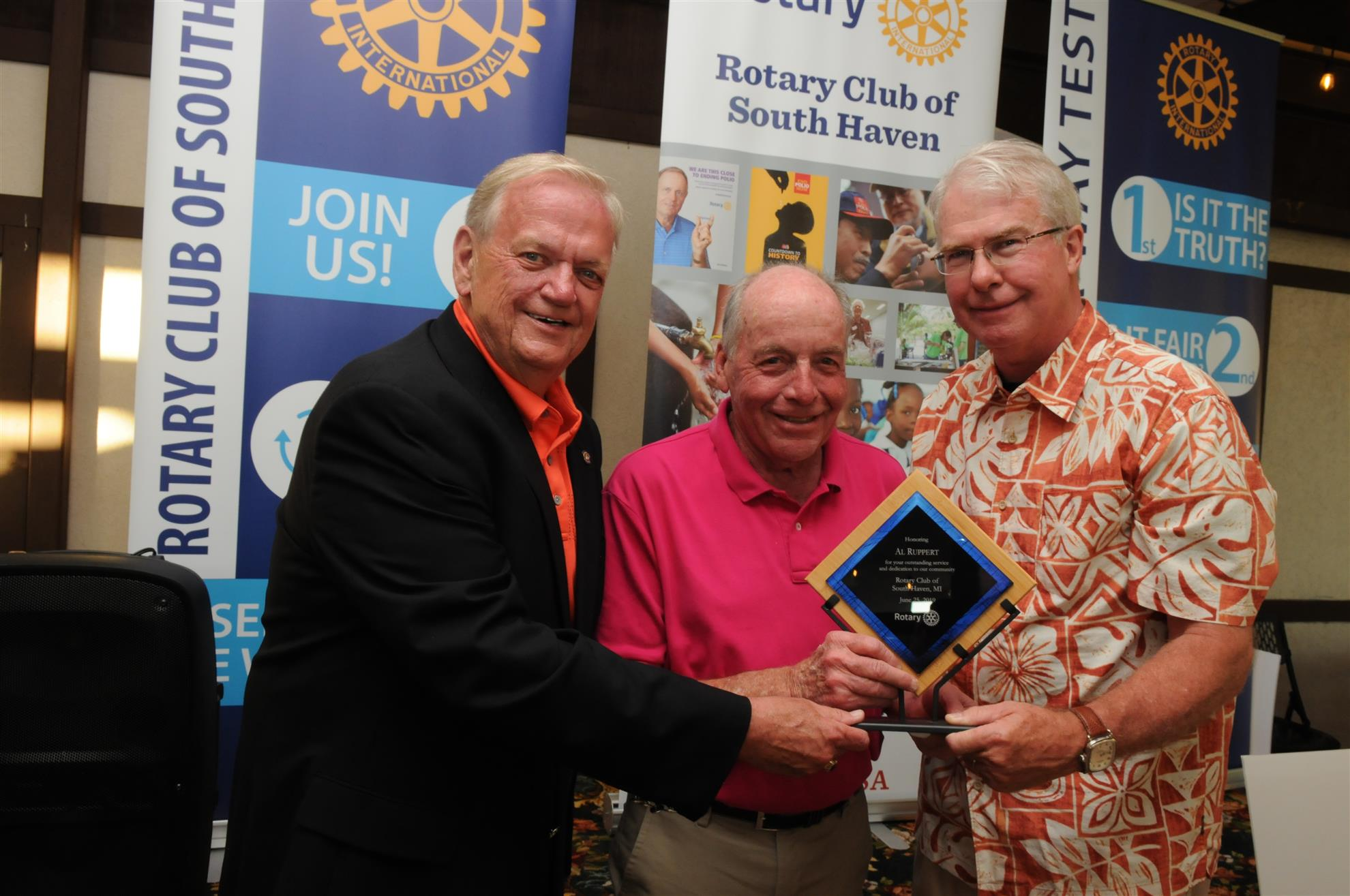 Home Page | Rotary Club of South Haven