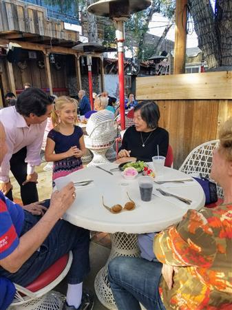 Annual Thanksgiving Dinner for Seniors