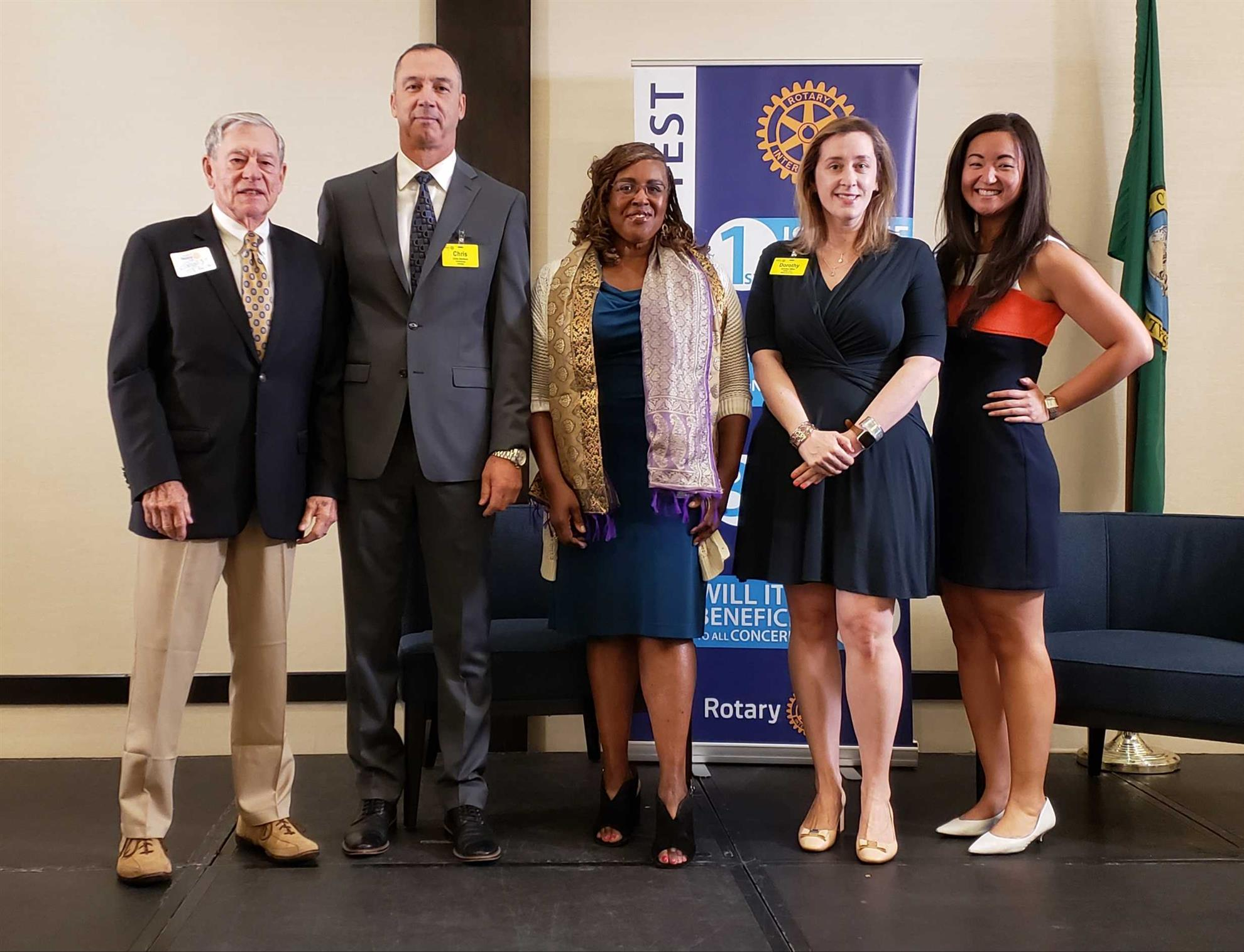 This Land Is Your Land | Rotary Club of Seattle