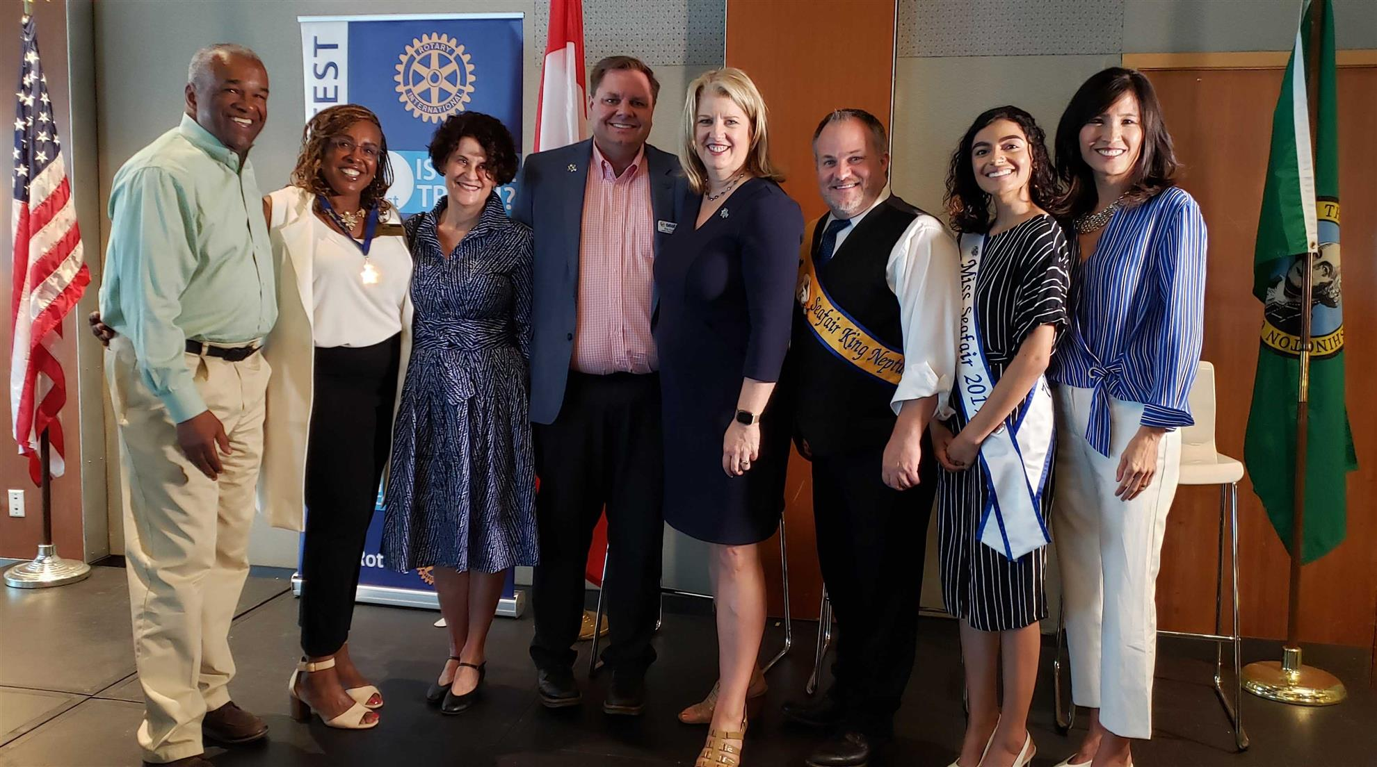 Stories | Rotary Club of Seattle