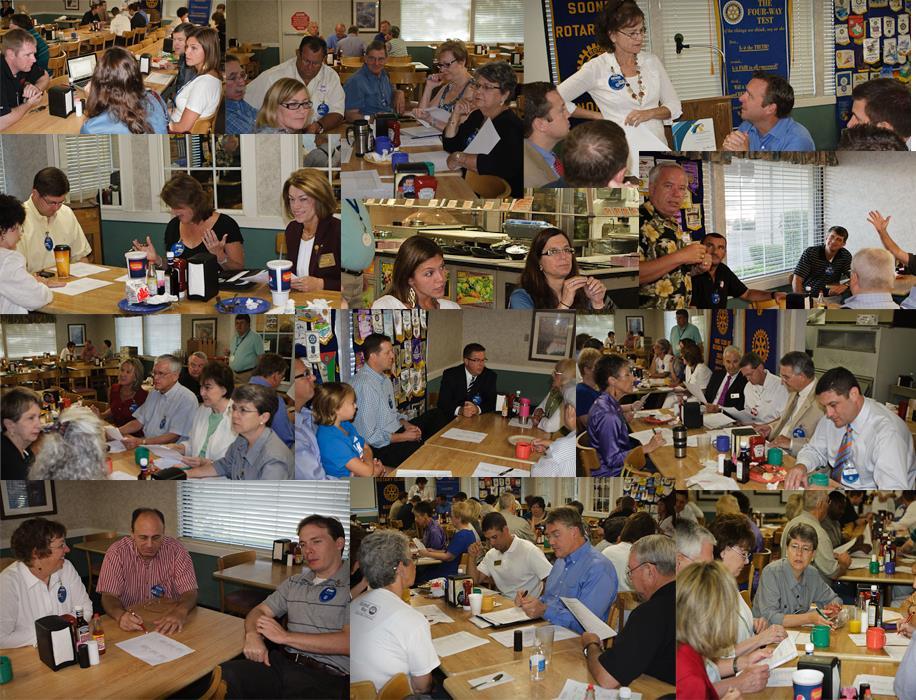 Rotary Meeting 07.19