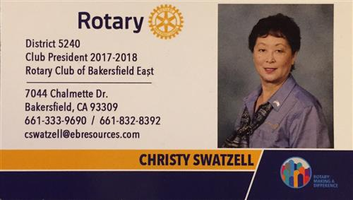 Christy Swatzell