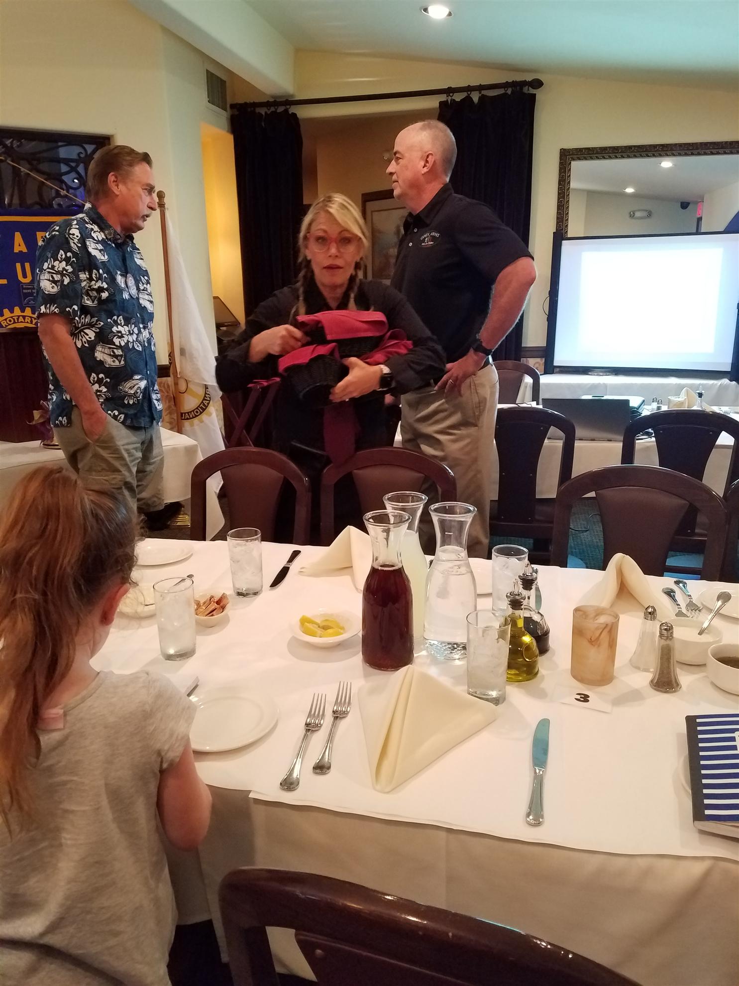 August 8 2018  Meeting