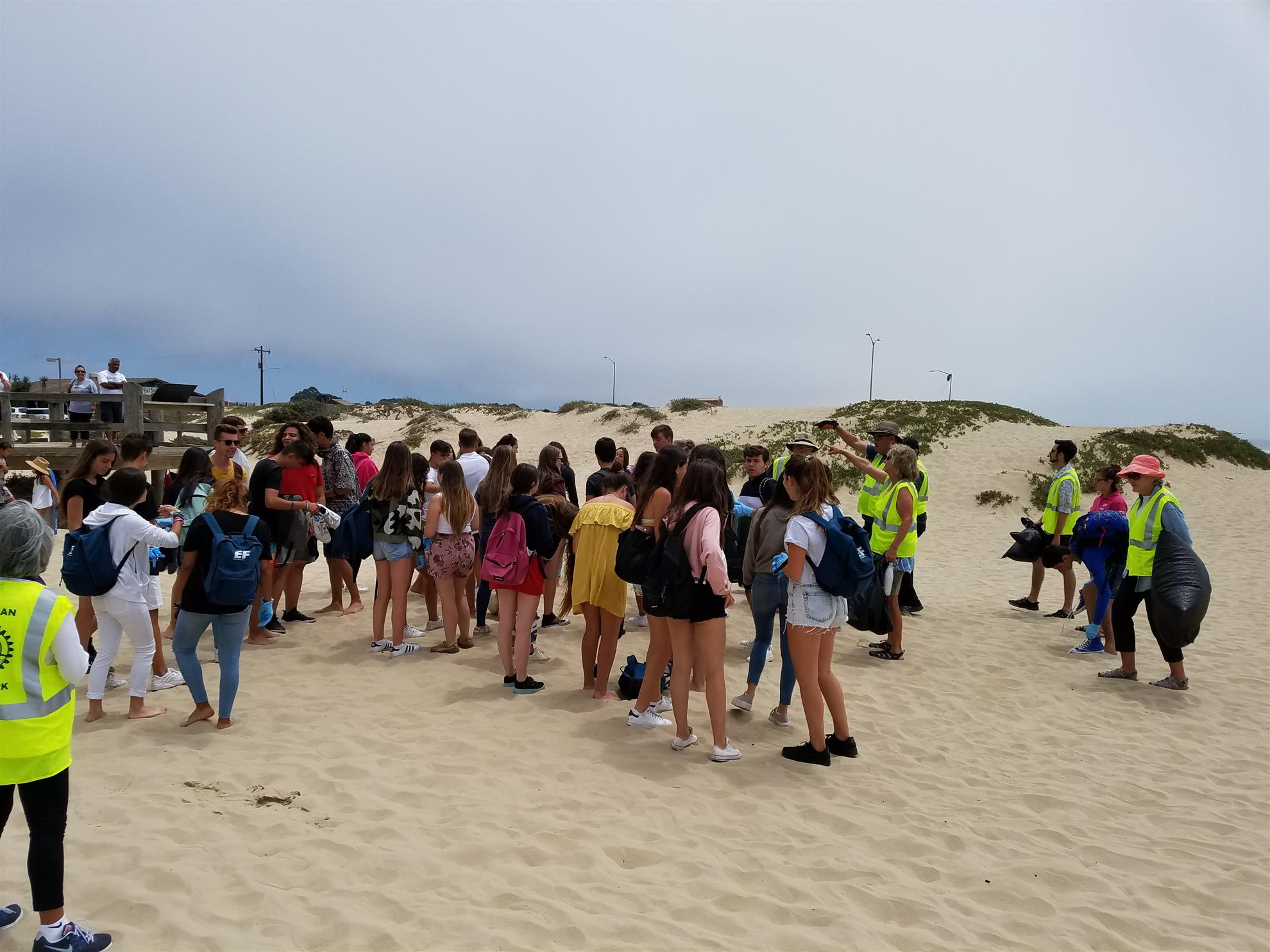 Beach Cleanup July 20 2018
