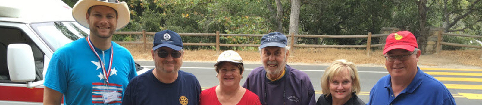 Welcome to the Rotary Club of Montecito