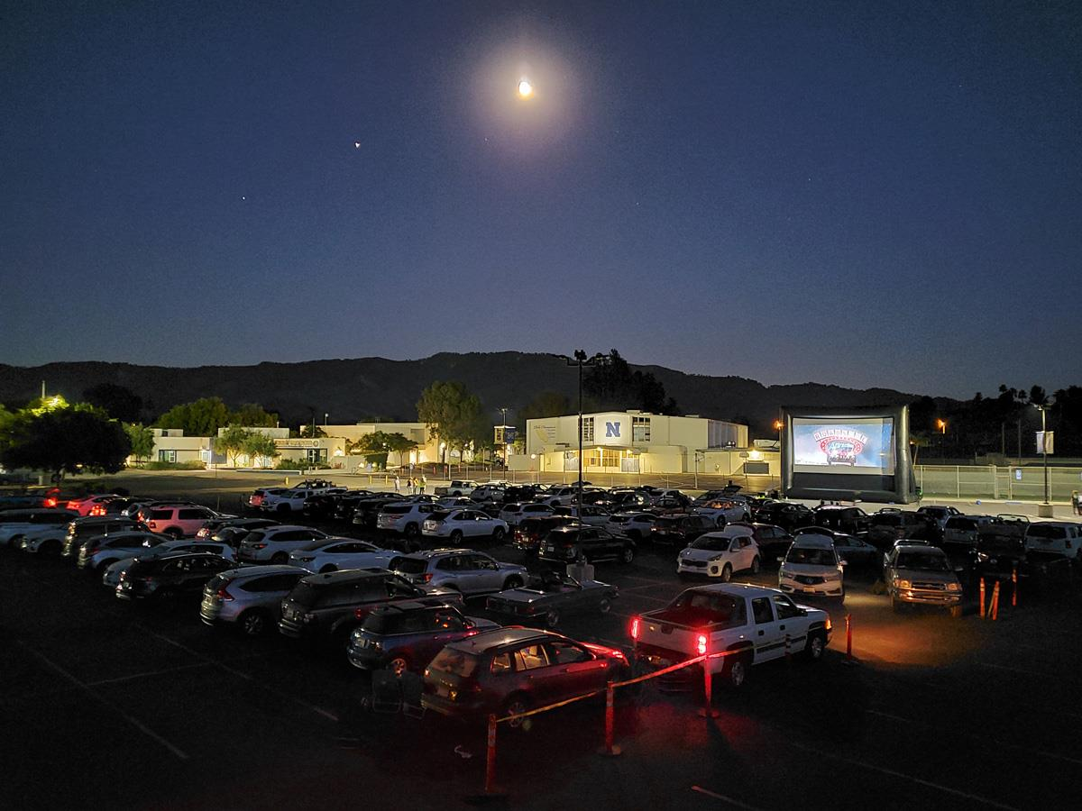 rotary club of ojai movie night