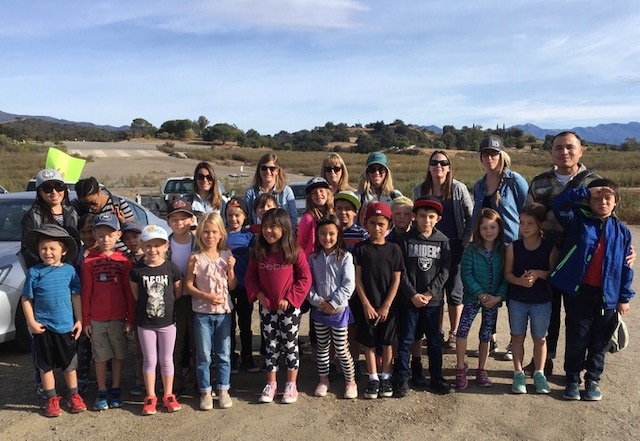 FALL TRIP ON RCOW'S FLOATING CLASSROOM AT LAKE CASITAS