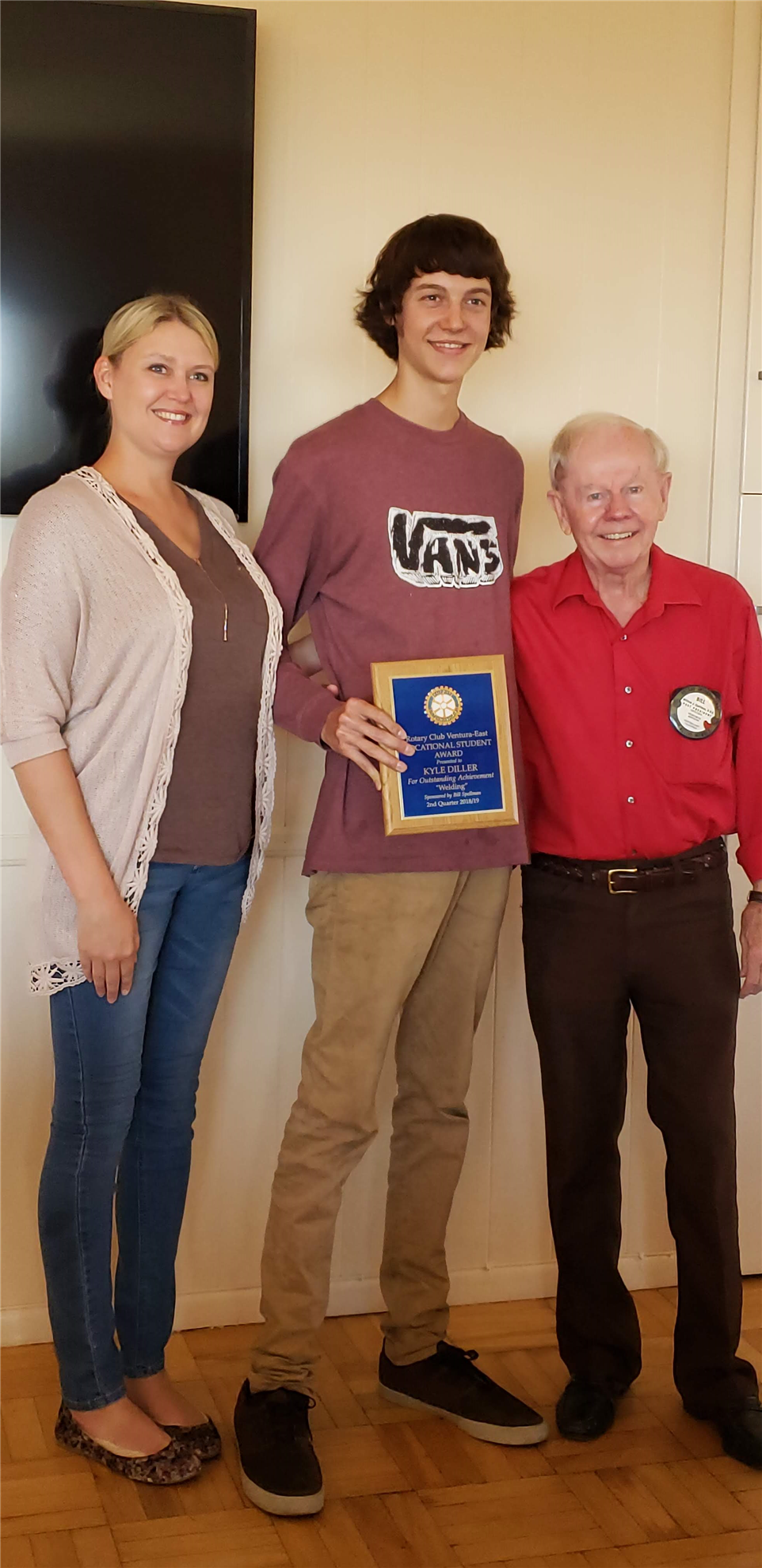 Stories Rotary Club Of Ventura East Nightmare was born as tyler ventura on may 2, 1992 in new york, the usa. stories rotary club of ventura east