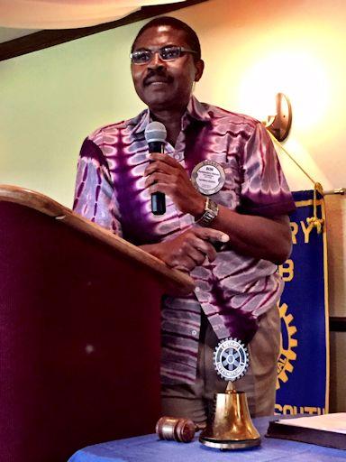 Bon Wakam - On Africa (Part 2) | Rotary Club of Ventura South