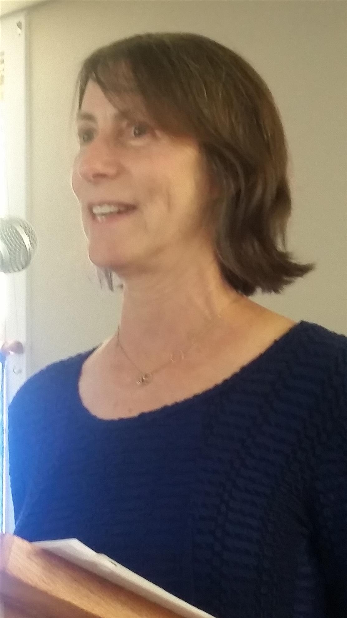 Jane Kramer of ELM