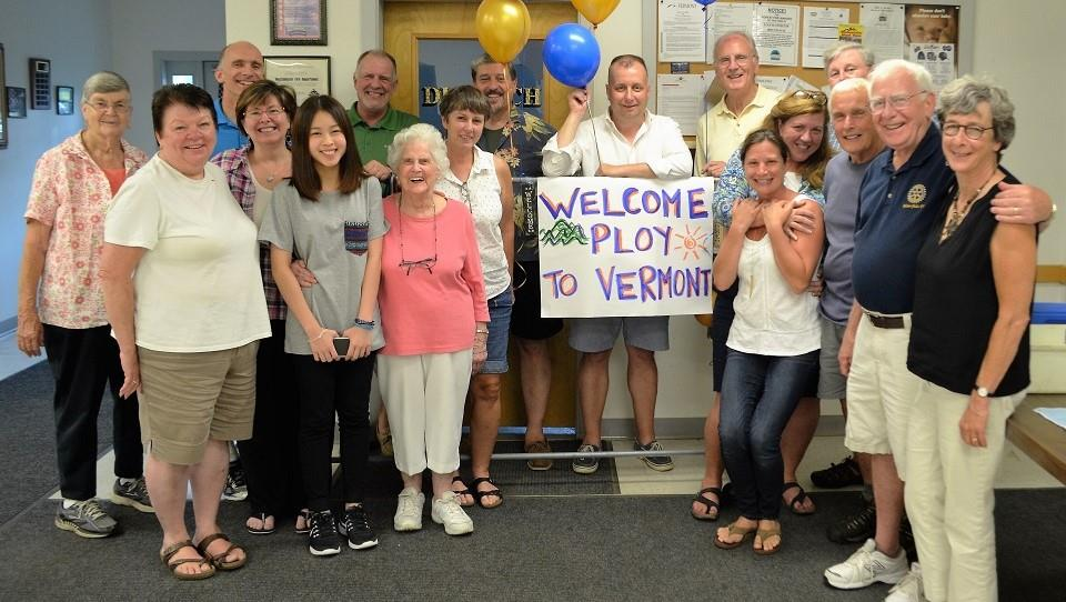 Bellows Falls Welcomes Ploy