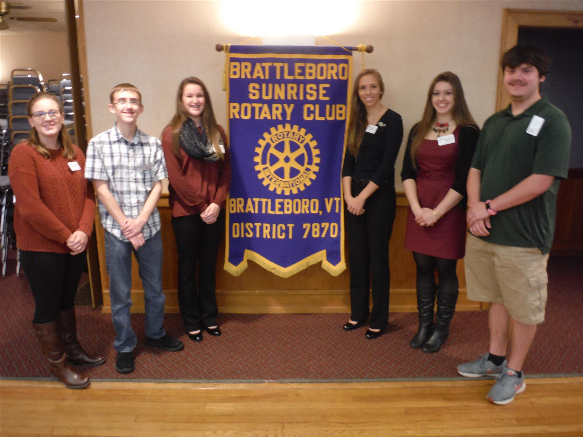 Stories Rotary Club of Brattleboro Sunrise