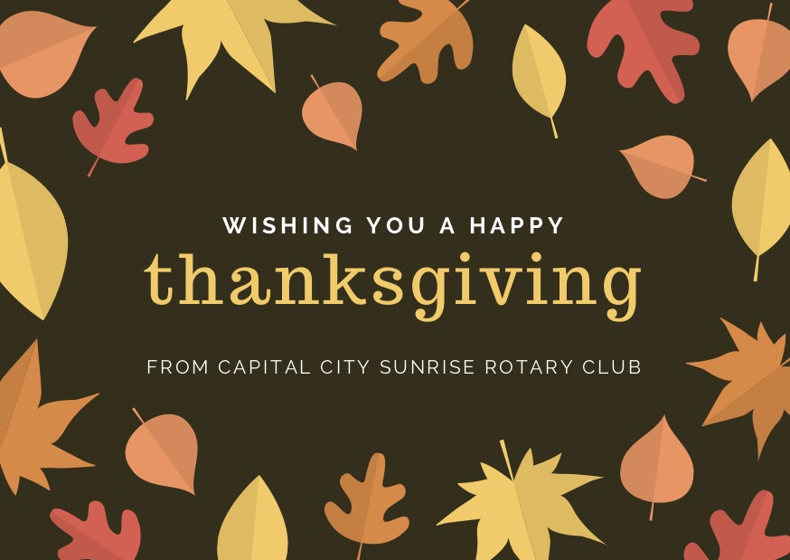 Stories | Rotary Club of Capital City Sunrise (Concord)