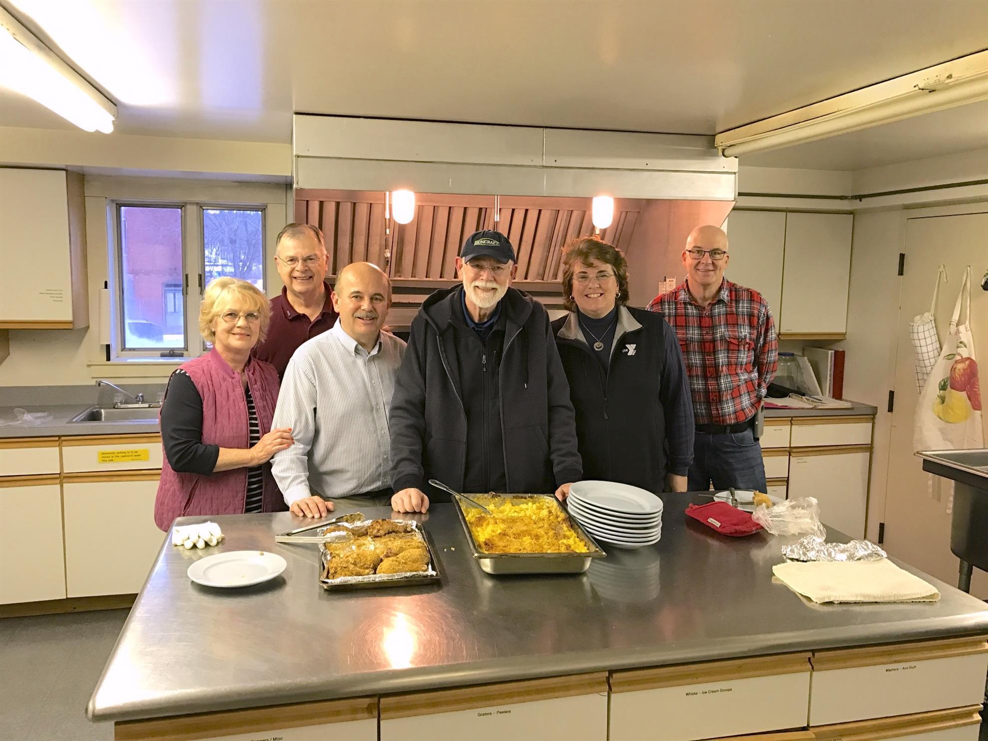 penacook community kitchen volunteers