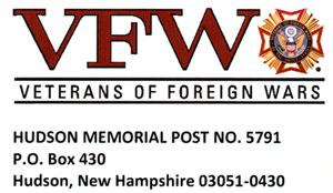 Hudson Memorial Post 5791