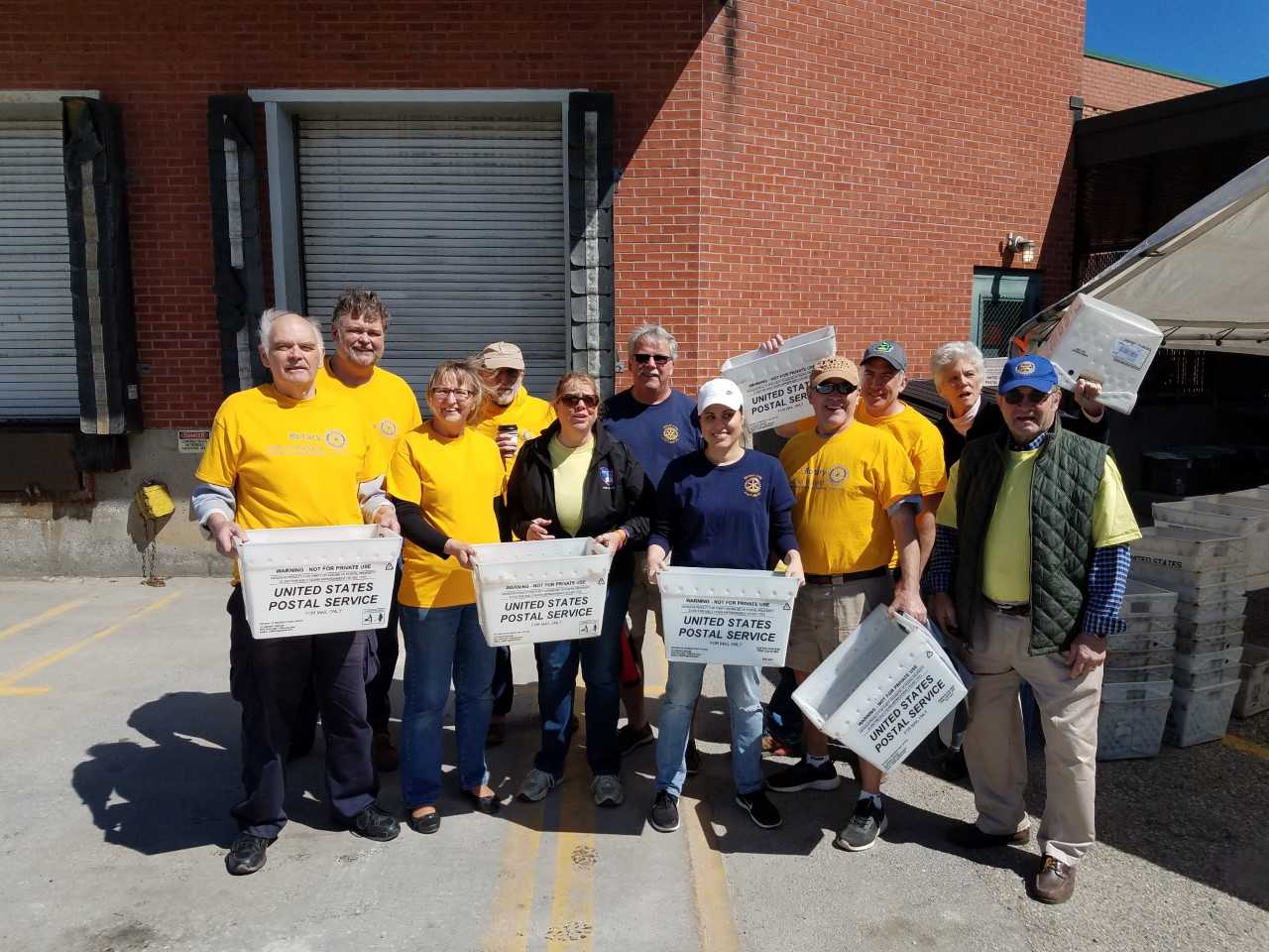 Letter Carriers' Annual Food Drive 2019
