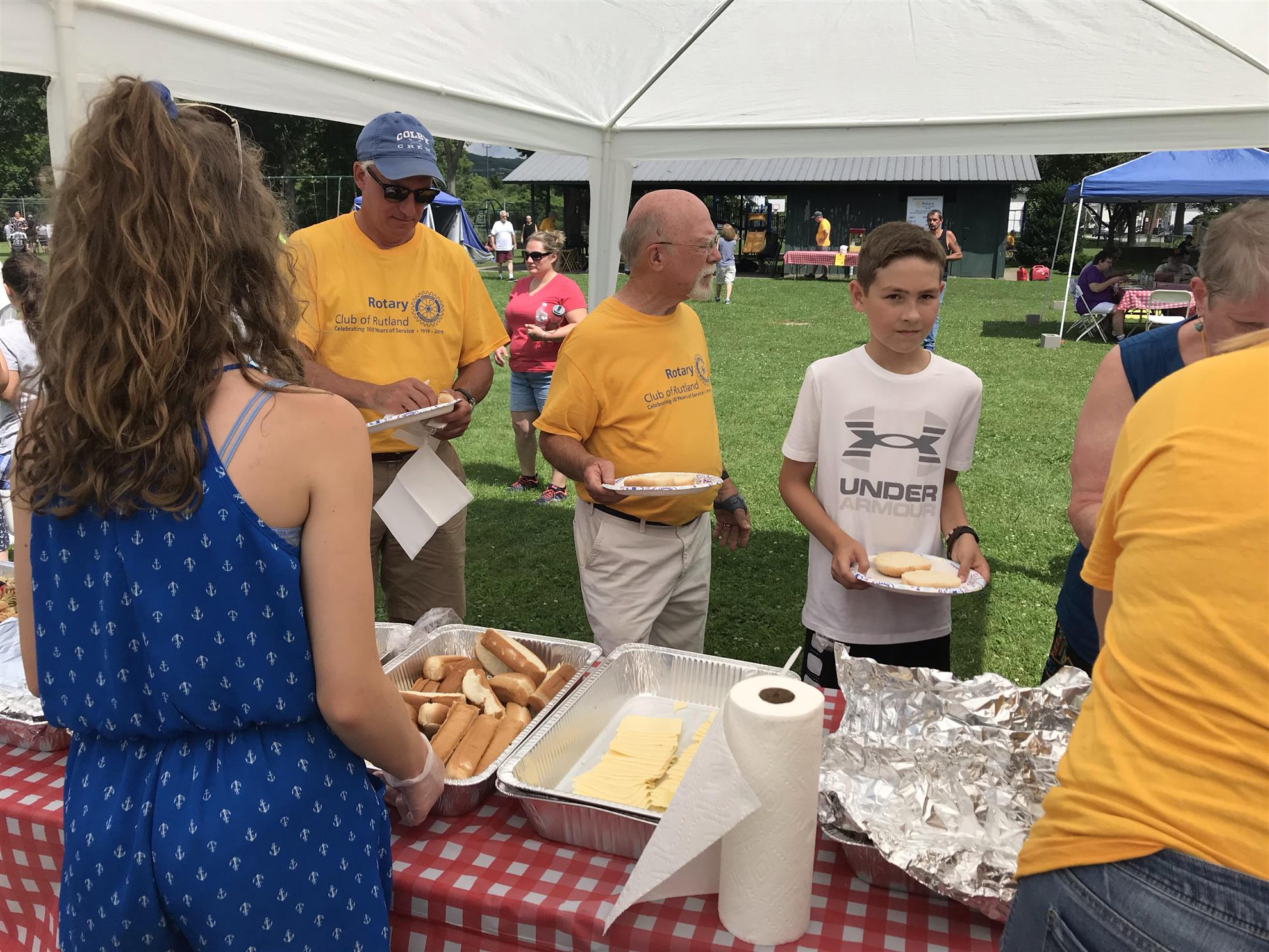 100th Anniversary Picnic