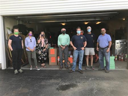 Mask Distribution for Rutland Housing Authority