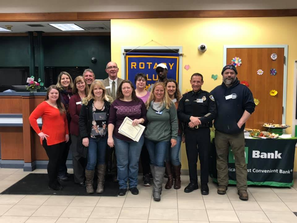 TD Bank After Hours Meeting | Rotary Club of Tilton-Northfield