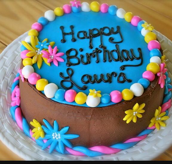 Funny Pic Birthday Cake
