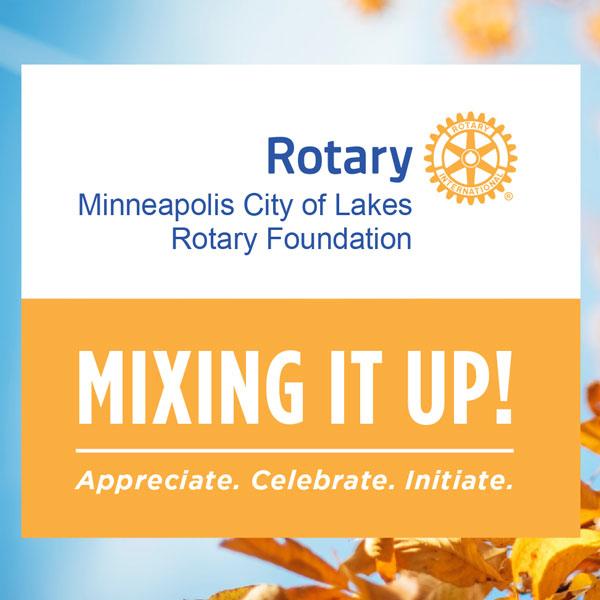 COL Rotary Foundation Fundraising Kickoff