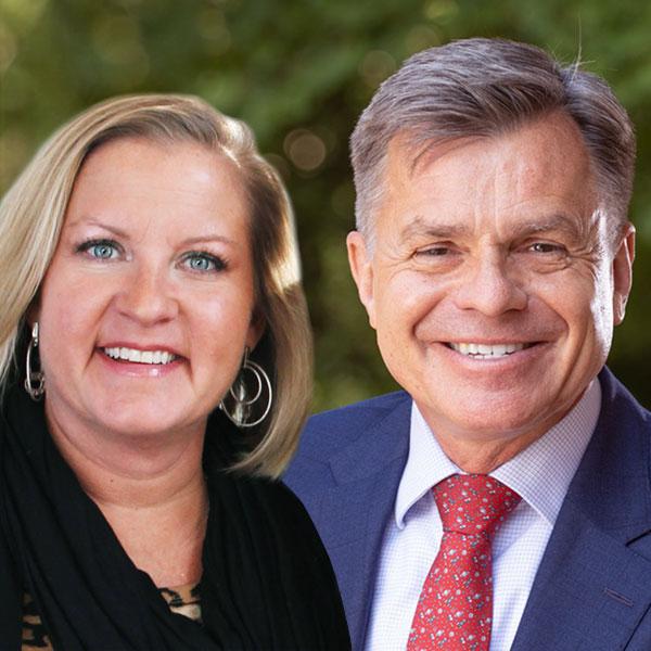 Jennifer Van Wyk & Kevin Winge, Woman's Club of Minneapolis