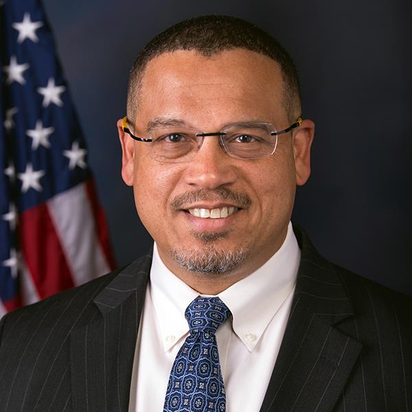 Keith Ellison, MN Attorney General