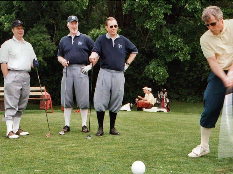 Knicker Open Golf Tournament