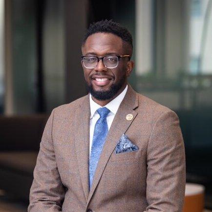 Sam Ndely, Director of Employer Inclusivity