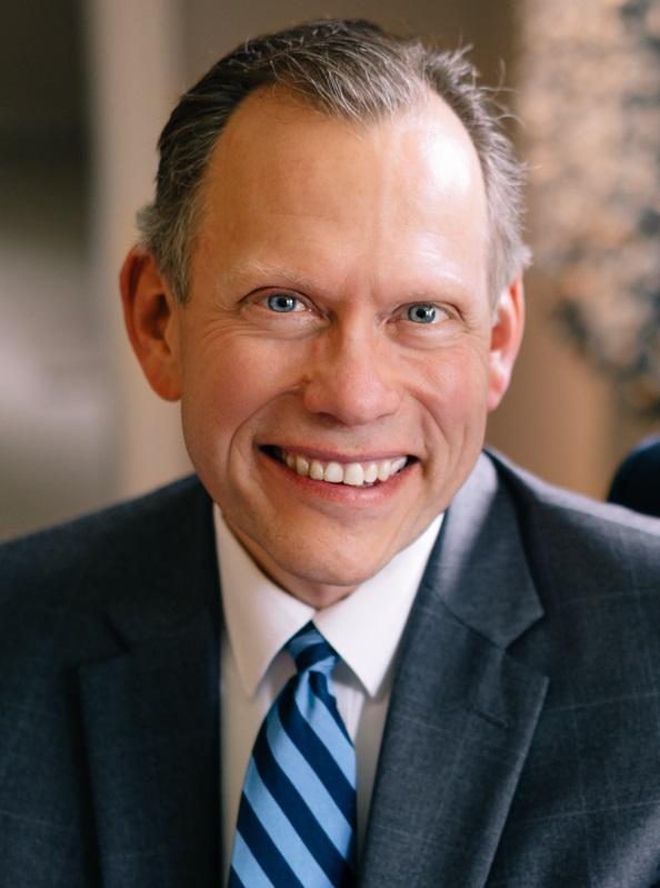 Scott Benson, Minneapolis City of Lakes Rotary Club President