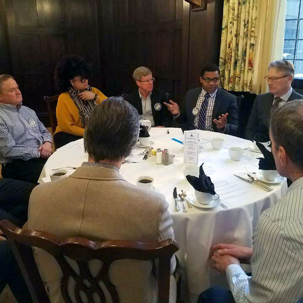 COL Rotary Vocational Roundtables