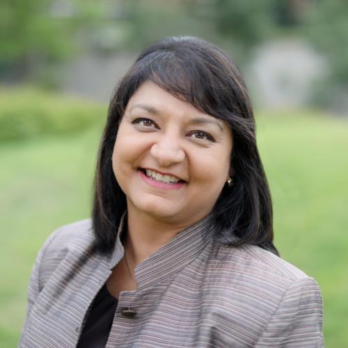 Paurvi Bhatt, VP of Medtronic Philanthropy