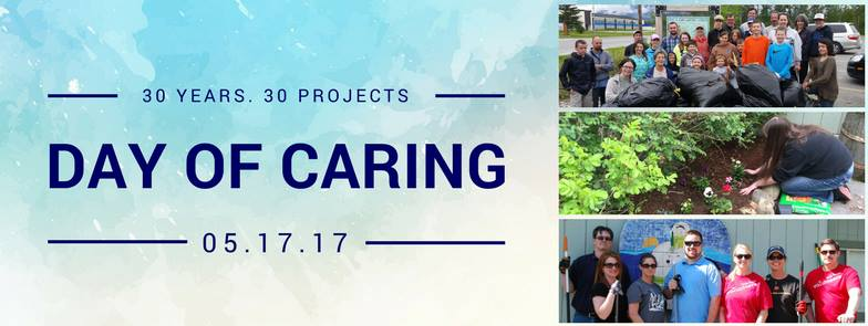United Way Mat-Su Day of Caring May 17, 2017