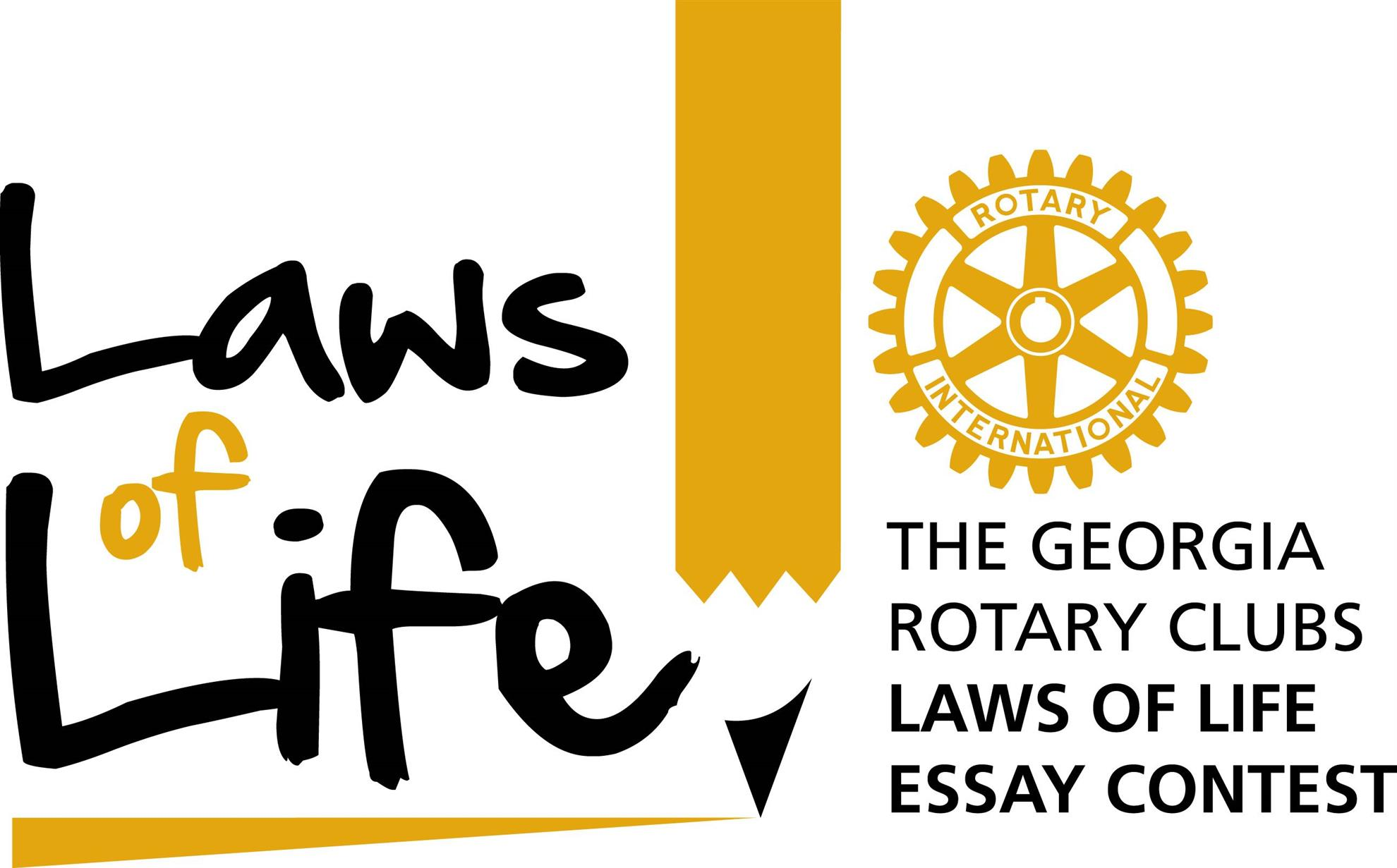 laws of life essay and video contest More than 2100 students from around the bahamas submitted entries to the 2017 laws of life essay laws of life essay contest to help school video southern.